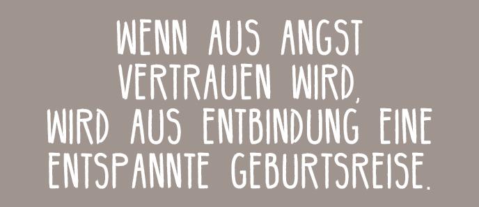 """Motto Geburtsvorbereitungskurs <br>""""Im Sauseschritt"""" am Wochenende"""